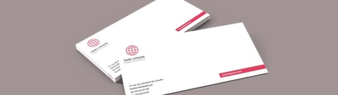 Carte De Correspondance Entreprise