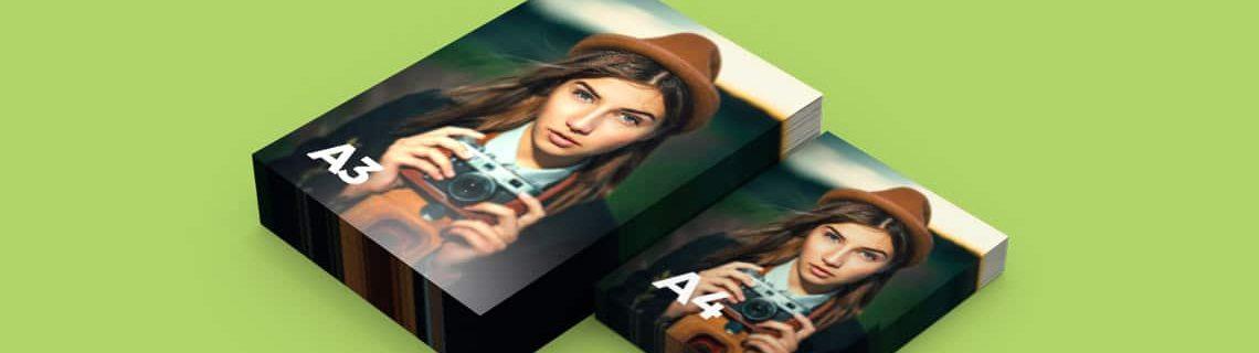 Caractéristiques Du Format A4 En Pixel Portrait Et Paysage