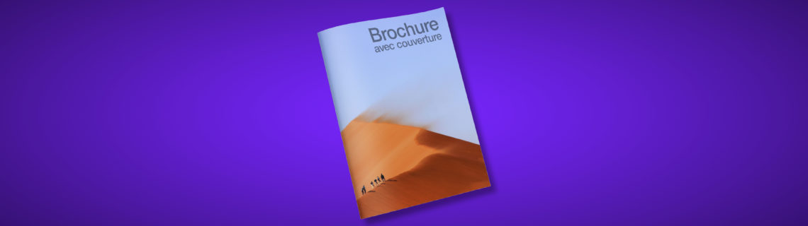 Guide réalisation et impression de brochures