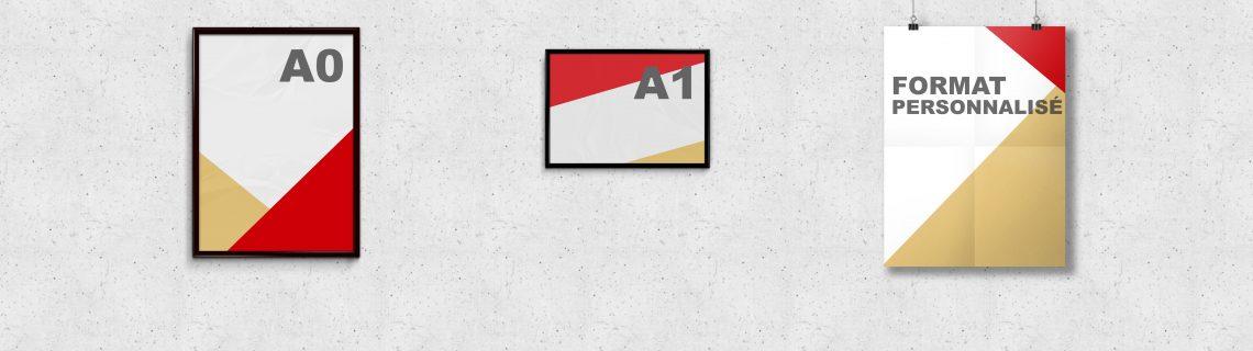 guide impression réalisation poster