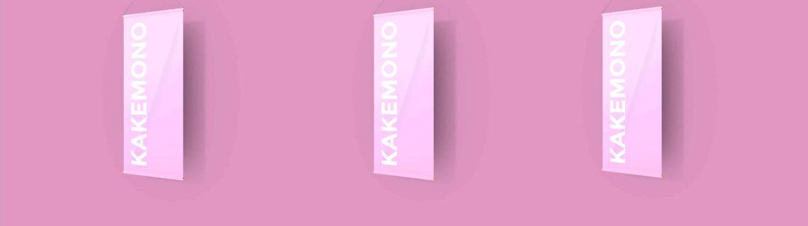 définition de kakémono