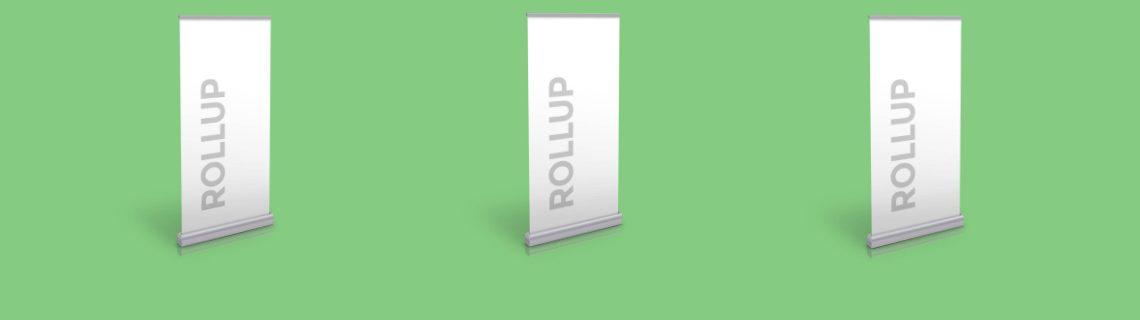 Guide pour imprimer un Roll-Up sur internet
